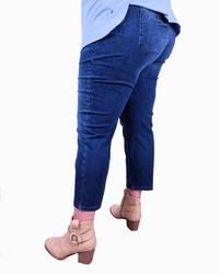 Damskie spodnie jeans xxl No Secret